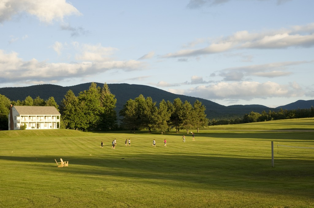 Bread Loaf campus in Ripton, Vermont