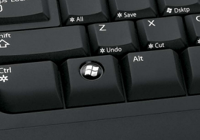Windows 8 Charms bar displaying Options for Second Screen