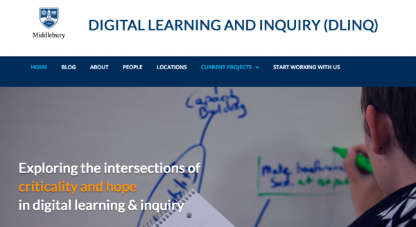 Office of Digital Learning & Inquiry