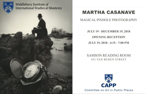 New 'Magical Pinhole Photography' Exhibit in Samson Reading Room