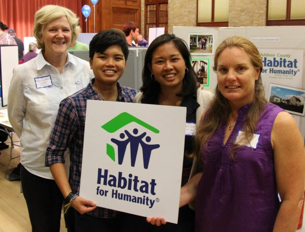 Attend the MiddAction Volunteer Fair 9/14 4:30 p.m.