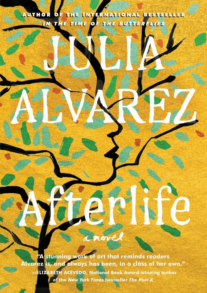 Afterlife book jacket