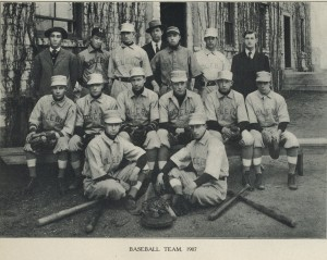 1909 Middlebury Baseball Team