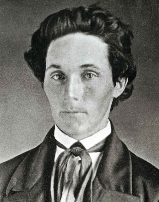 Edwin James. Source: Middlebury College Archives.