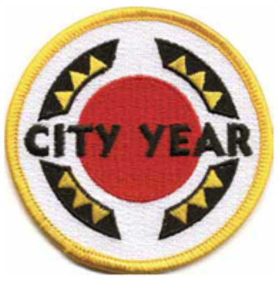 City Year badge