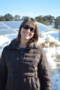 Katharine Ruston of Sunsense Solar