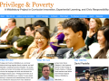 4Privilege and Poverty