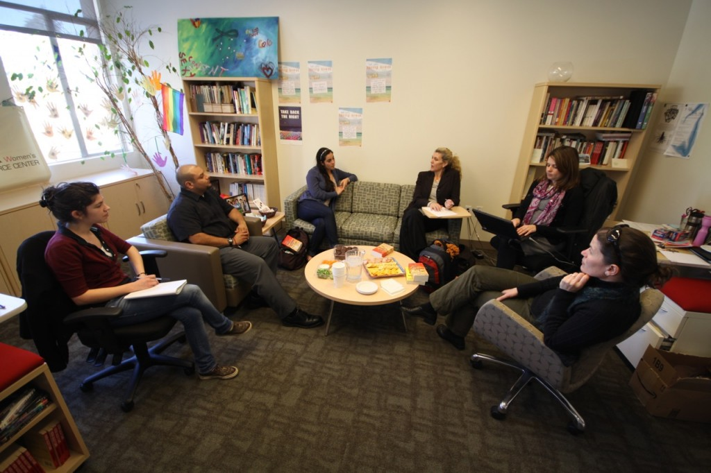 Photo of Reading Group