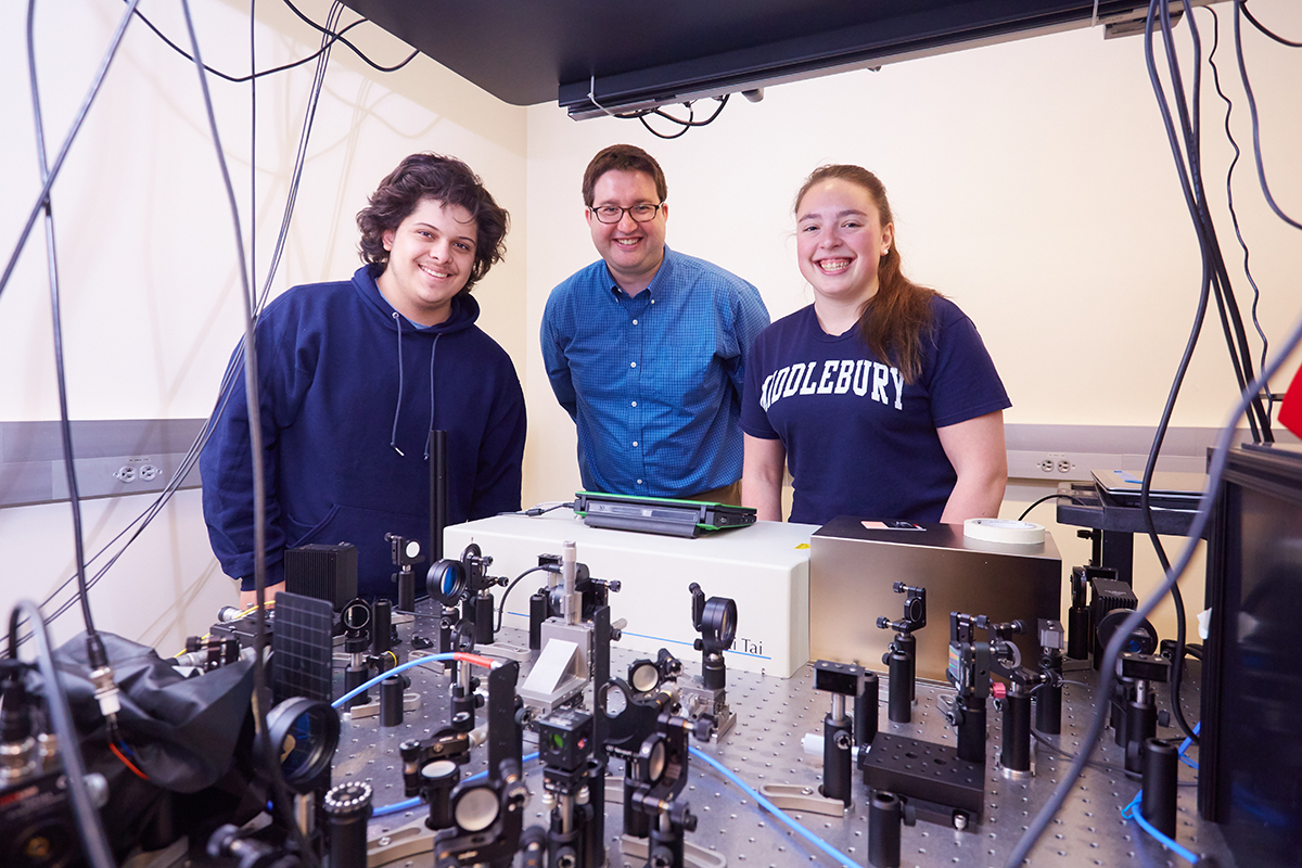 Biomedical Optics Lab in the News