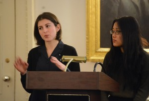 Students Advise Lawmakers on Implications of Carbon Tax (Dec. 10, 2015)