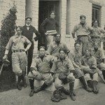 Baseball team photograph, 1899.