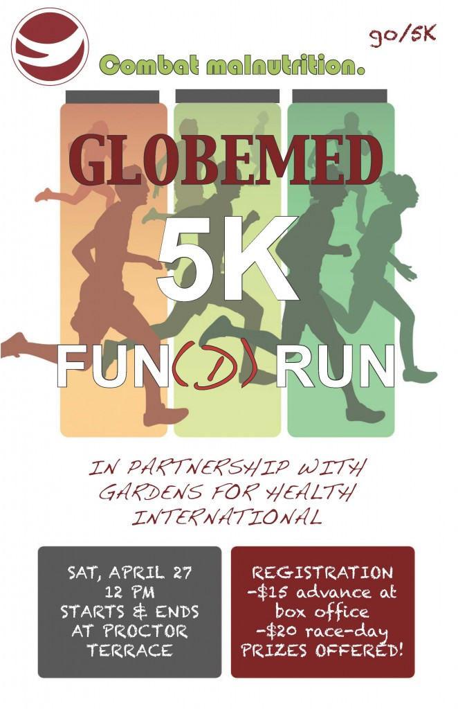 GlobeMed 5K Fun Run '13