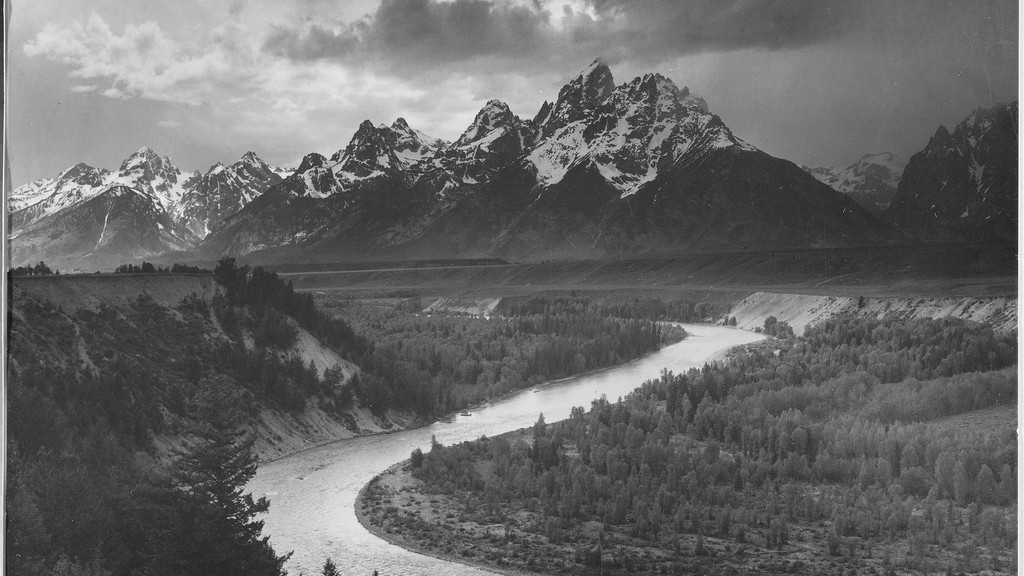 From: Series: Ansel Adams Photographs of National Parks and Monuments, compiled 1941 - 1942, documenting the period ca. 1933 – 1942