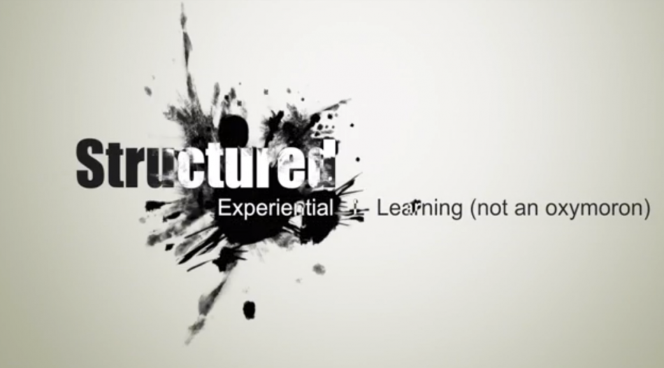 Structured Experiential Learning