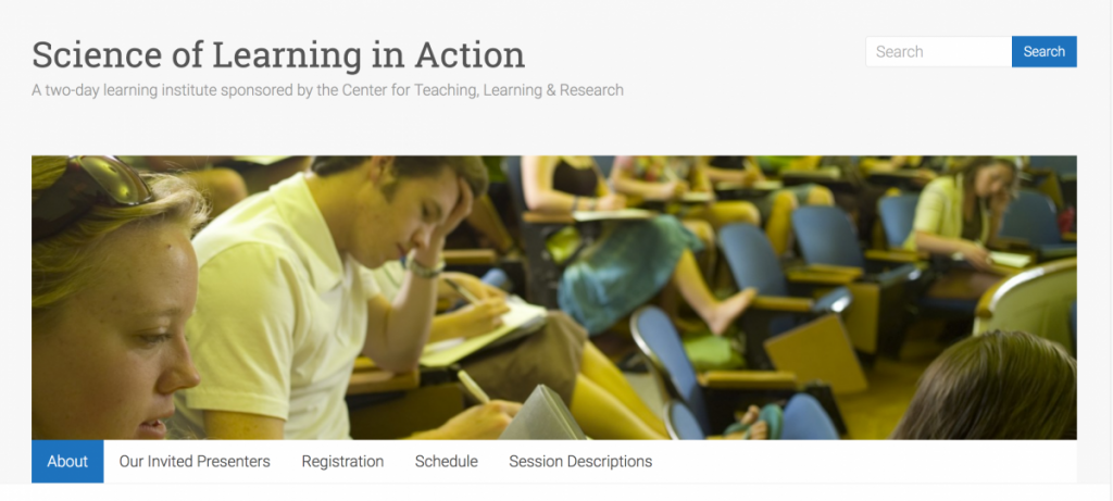 Science of Learning in Action Institute