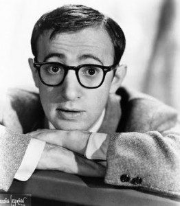 A young Woody.