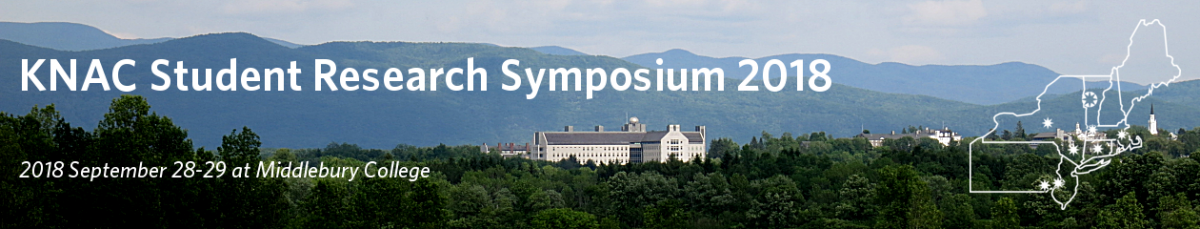 KNAC Student Research Symposium 2018