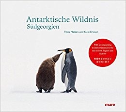 cover art for Antarktische Wildnis Südgeorgien