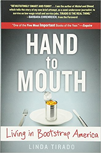 cover art for the book Hand To Mouth