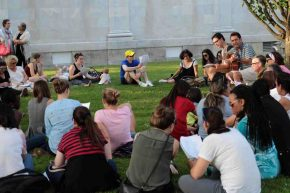Summer Spanish Language School Students at Middlebury College