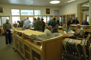 Rutland Railroad Archives Open House