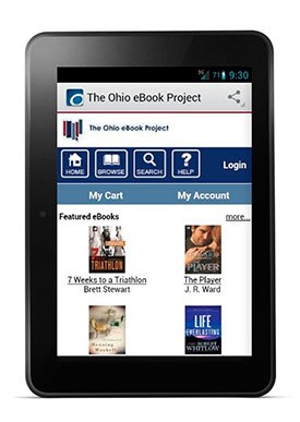 Ebooks for Kindle Fire, Android, iOS | Library & Information