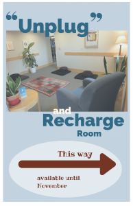 Photo of Unplug and Recharge Room