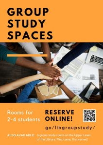 Group Study Rooms - Reserve Online
