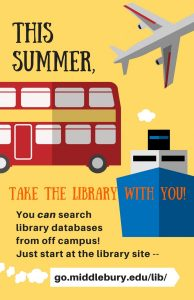 This summer, take the library with you