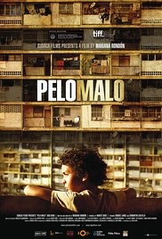 The cover art for 2013 Venezuelan feature-length film Pelo Malo (Bad Hair) is pictured here.