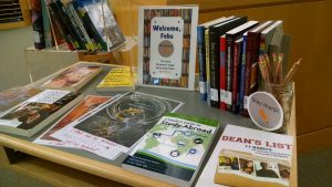 Welcome Febs Book Display