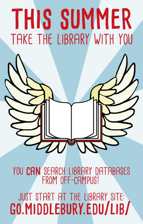 Take the library with you