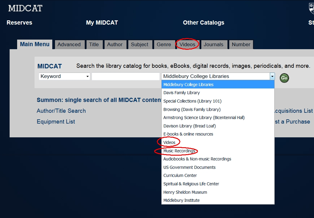 MIDCAT limits not currently working