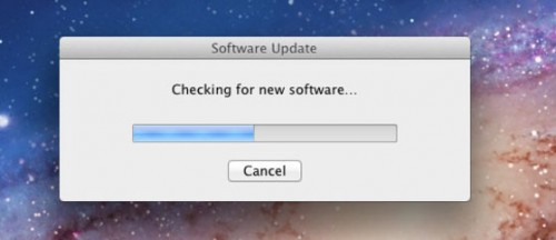 apple sotware update