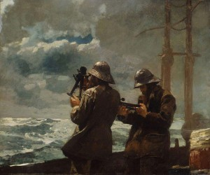 Winslow Homer, Eight Bells