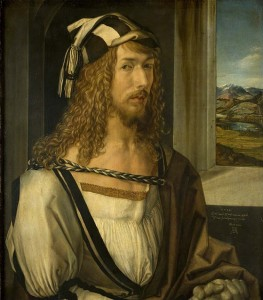 Albrecht Dürer, Self-Portrait