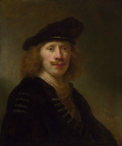Govaert Flinck, Self-Portrait at age 24