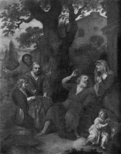 Govaert Flinck, Jacob and the Blood Stained Coat