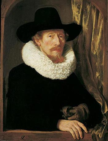 Gerbrand van den Eeckhout, Portrait of the Father of the Artist