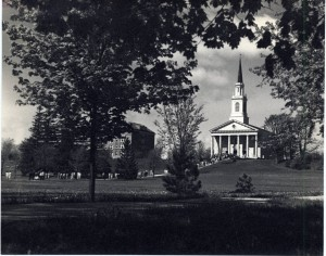 Mead Chapel Walk-1930's