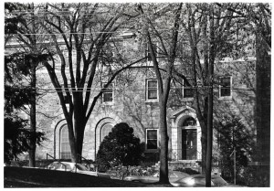 Forest Hall 1970