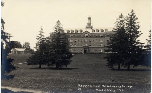 Hepburn Hall in 1929
