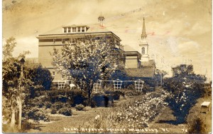 Hepburn Hall Gardens in  1937
