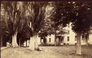Painter Hall in 1879