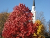 Red Maple and Mead Chapel