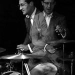 1953-RayMcKinley-drums