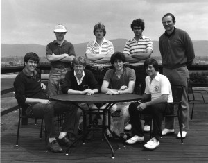 1981 - NESCAC golf champ