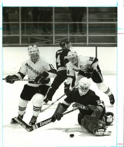 1984-85 - Men's Hockey vs. Williams