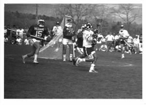 1987 - MLax vs. Williams