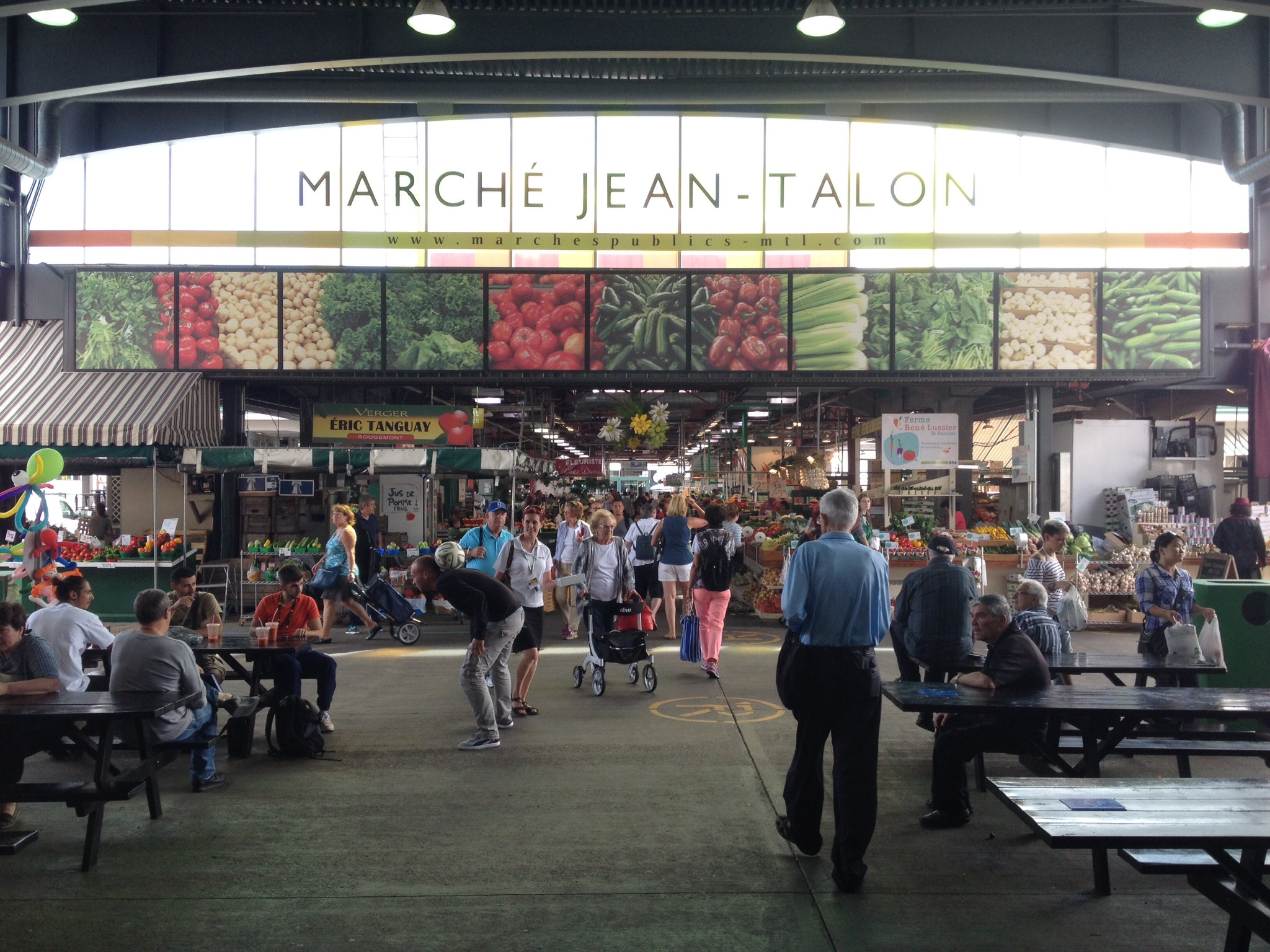 jean talon The jean talon market opened in 1933, and remains one of the largest public markets in north america though it's continue reading.